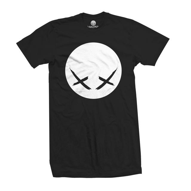 Modestep Limited Edition Logo Longline T-Shirt