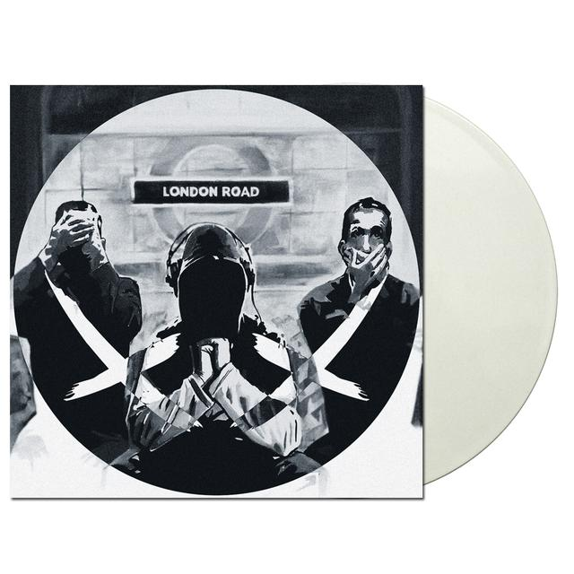 Modestep London Road White Vinyl