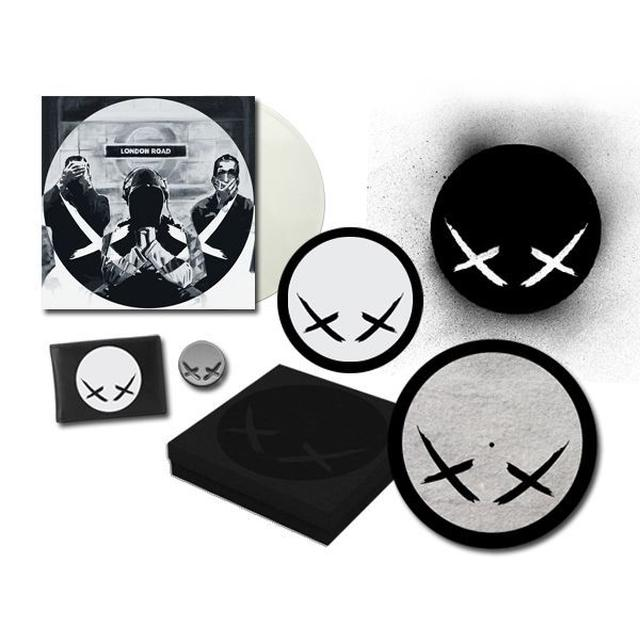 Modestep London Road Limited Edition Vinyl Box Set