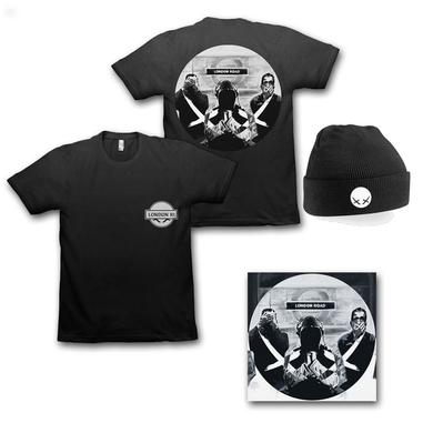 Modestep London Road CD + T-Shirt + Beanie Bundle