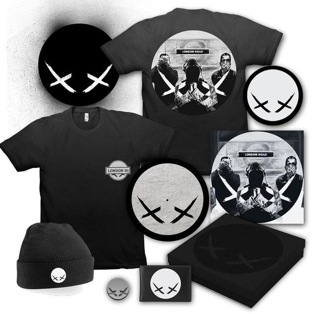 Modestep London Road Deluxe CD Box Set Bundle