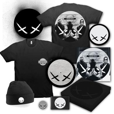 Modestep London Road Deluxe CD Box Set Bundle