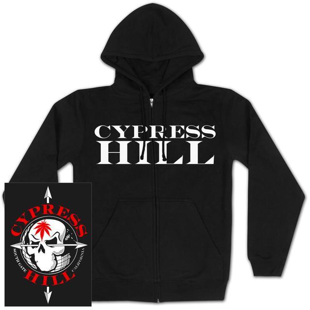 Cypress Hill Anniversary Logo Hoodie