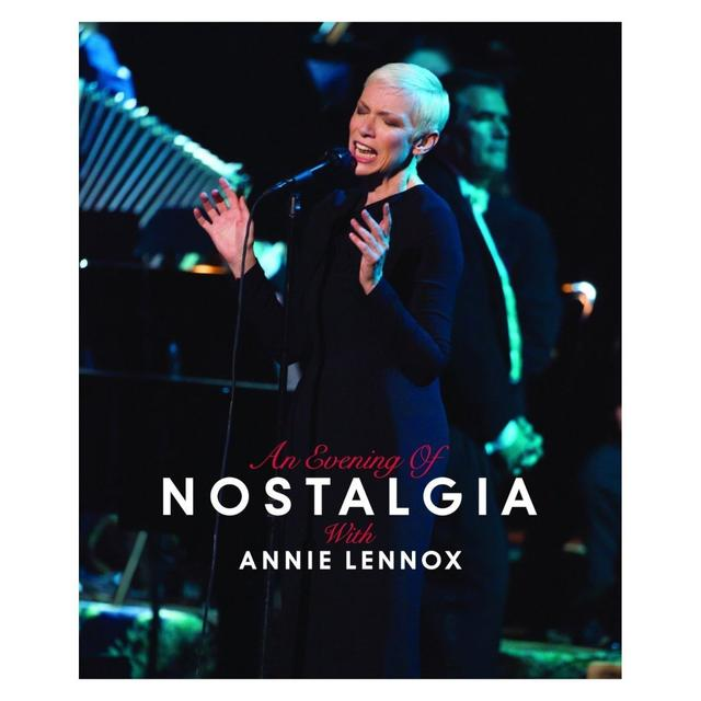 Blue Note Annie Lennox - An Evening of Nostalgia Blu-ray