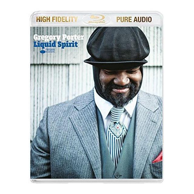 Blue Note Gregory Porter - Liquid Spirit Blu-ray Audio
