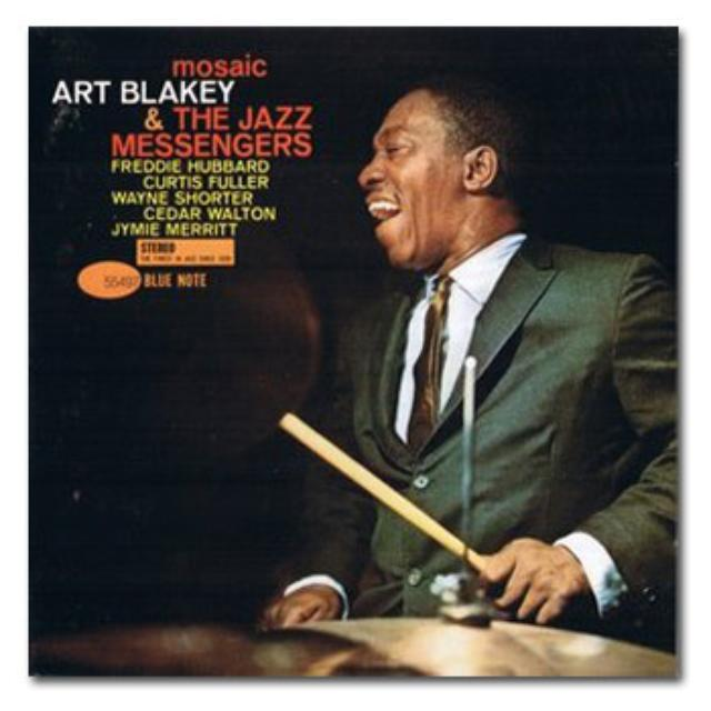Blue Note Art Blakey - Mosaic (The Rudy Van Gelder Edition) CD