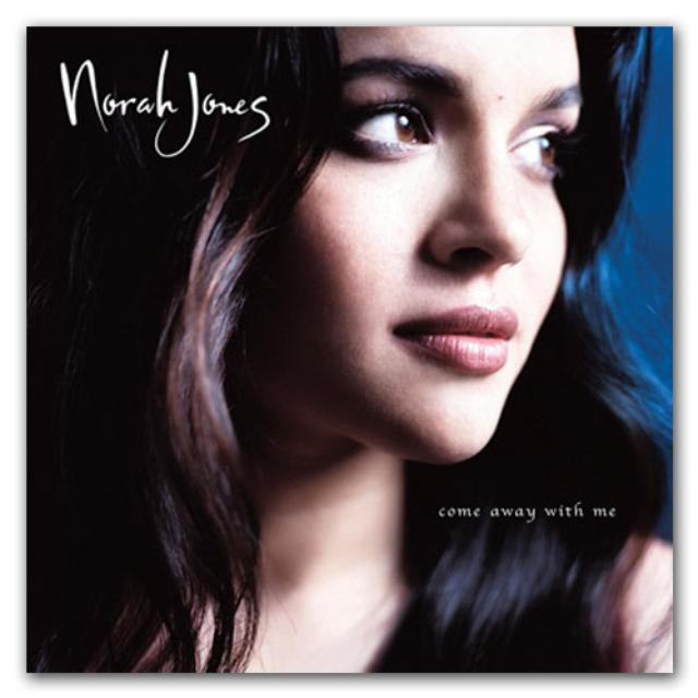 Blue Note Norah Jones - Come Away With Me CD