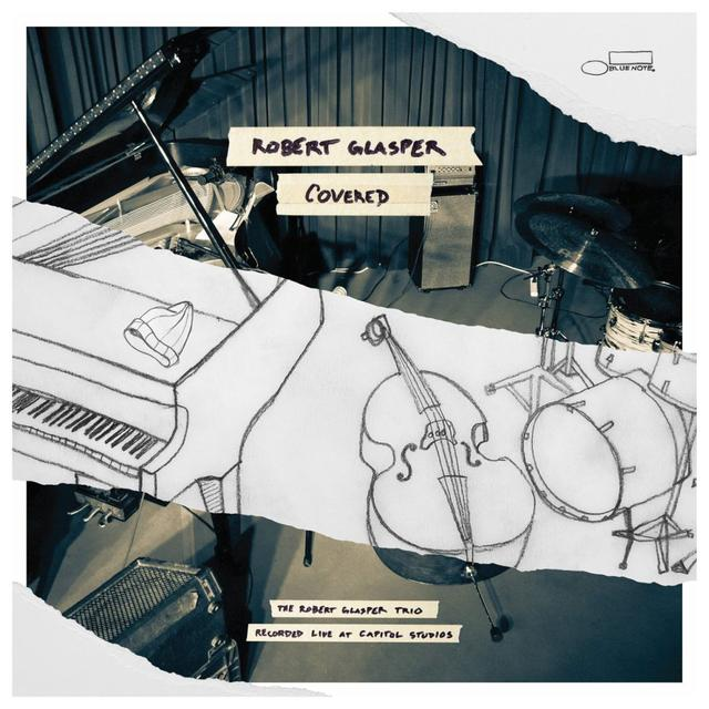 Blue Note Robert Glasper - Covered (The Robert Glasper Trio Live at Capitol Studios) CD