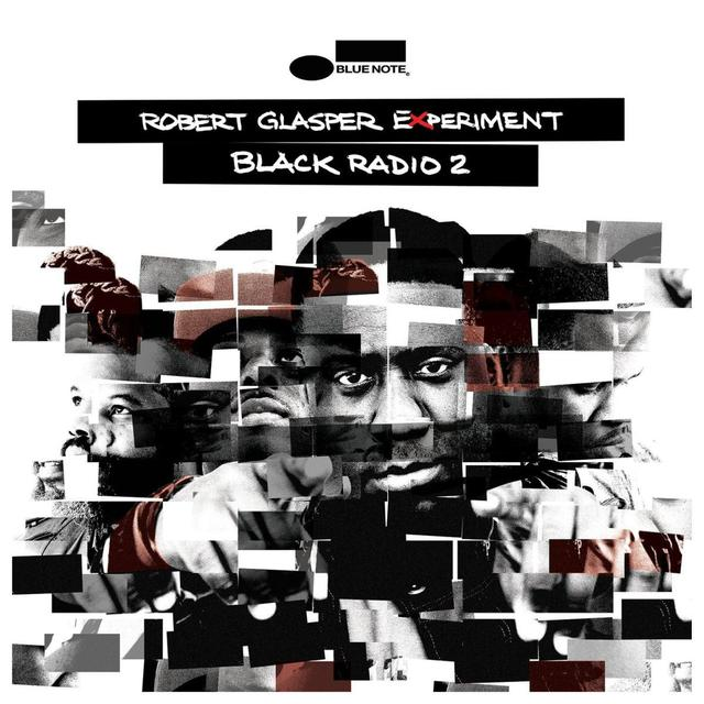 Blue Note Robert Glasper Experiment - Black Radio 2CD