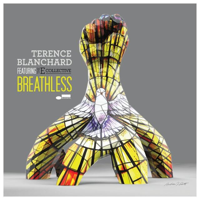 Blue Note Terence Blanchard - Breathless (featuring The E-Collective) CD