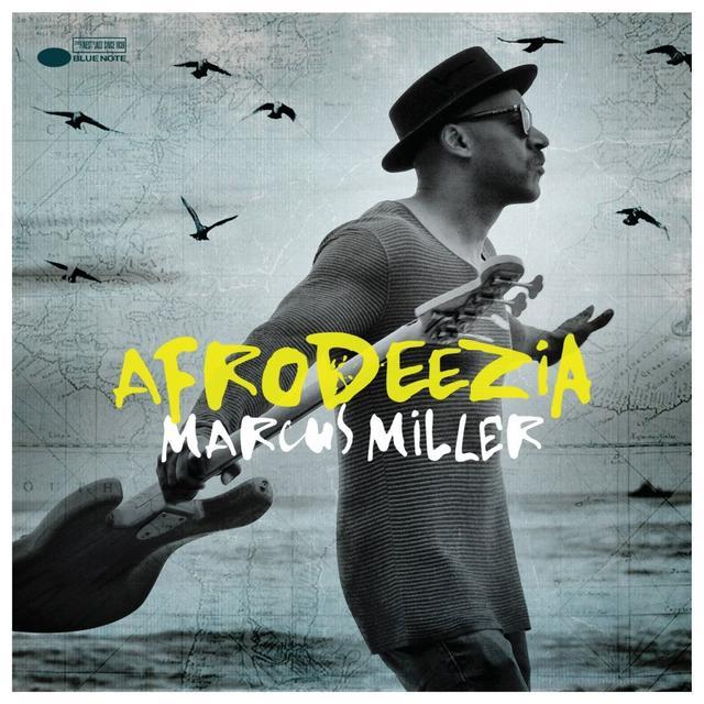 Blue Note Marcus Miller - Afrodeezia CD