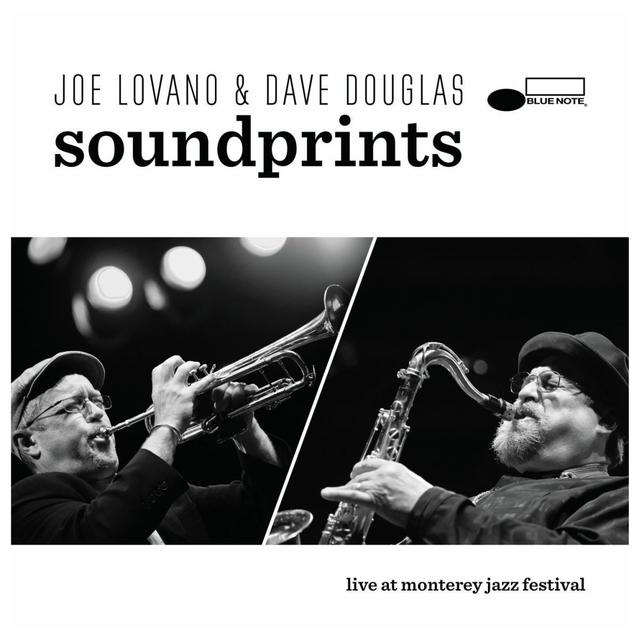 Blue Note Joe Lovano & Dave Douglas - Live at Monterey Jazz Festival CD