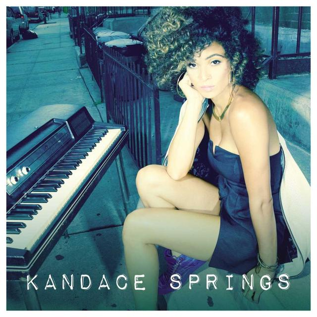 Blue Note Kandace Springs - Kandace Springs CD