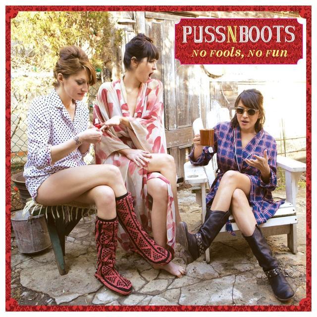 Blue Note Puss N Boots - No Fools, No FunCD
