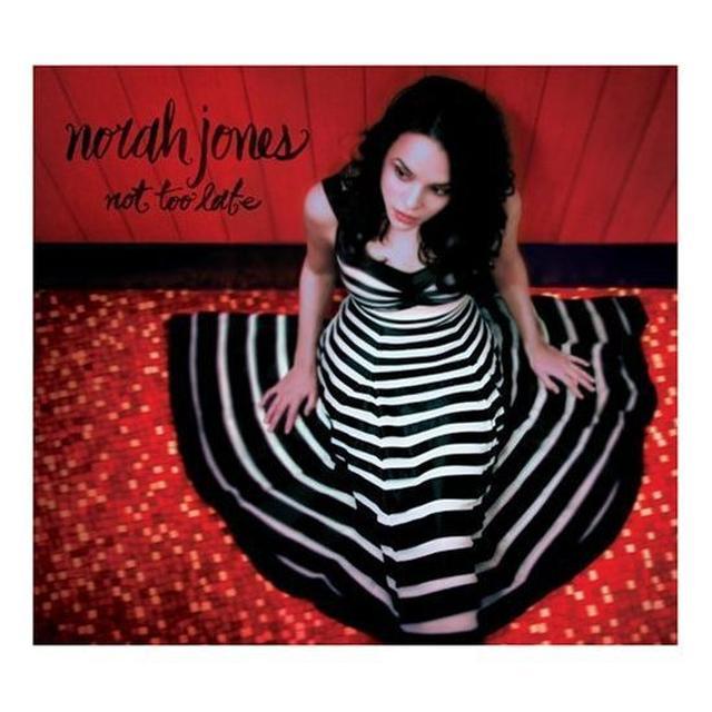 Blue Note Norah Jones - Not Too Late CD