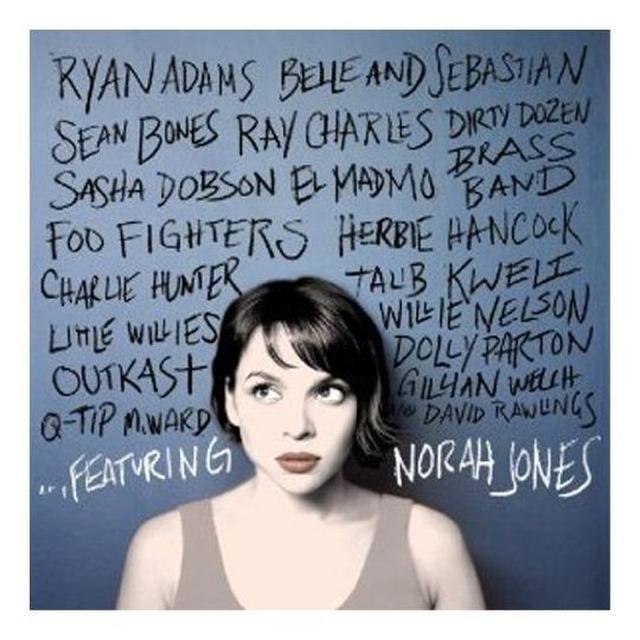 Blue Note Norah Jones - ...Featuring Norah Jones CD