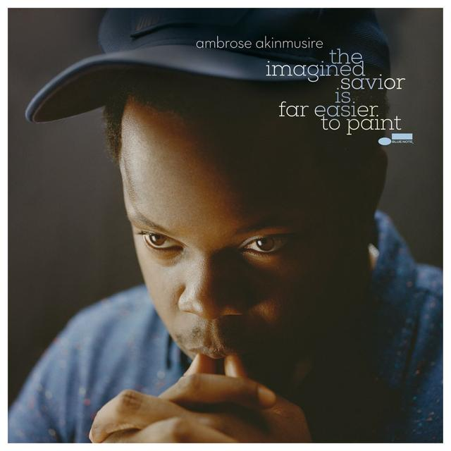 Blue Note Ambrose Akinmusire - The Imagined Savior Is Far Easier To Paint CD