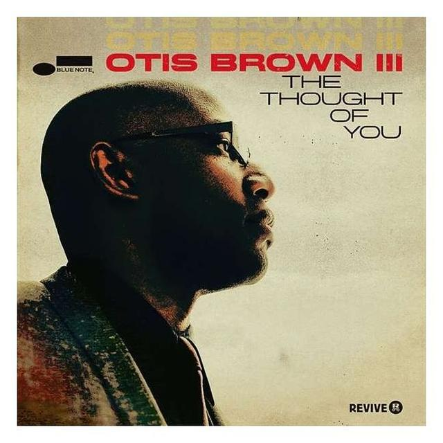 Blue Note Otis Brown III - The Thought Of You CD