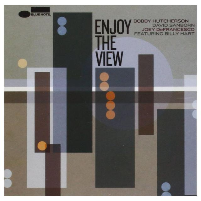 Blue Note Bobby Hutcherson & Joey DeFrancesco - Enjoy The View CD