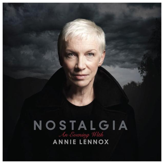 Blue Note Annie Lennox - Nostalgia: An Evening of Nostalgia CD/Blu-ray Deluxe