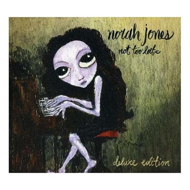 Blue Note Norah Jones - Not Too Late CD/DVD Deluxe