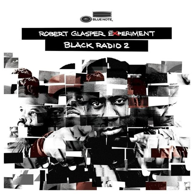 Blue Note Robert Glasper Experiment - Black Radio 2 Deluxe CD