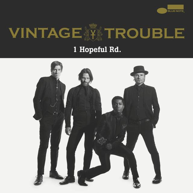 Blue Note Vintage Trouble – 1 Hopeful Rd. - CD