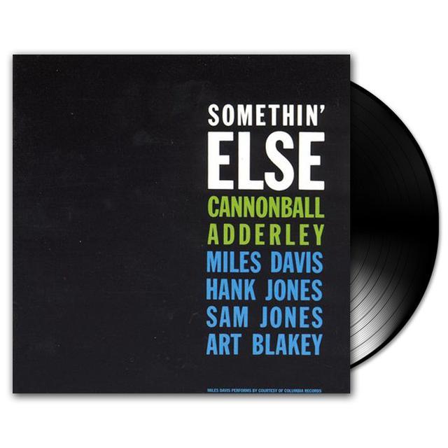 Blue Note Cannonball Adderley - Somethin' Else LP (Vinyl)