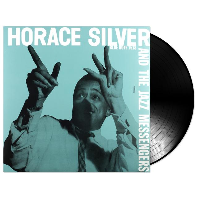 Blue Note Horace Silver And The Jazz Messengers - Vol. 1 LP (Vinyl)