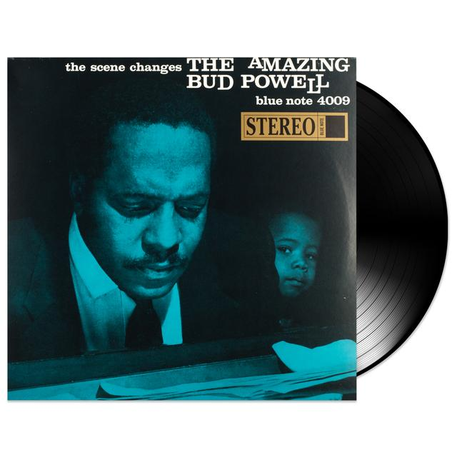 Blue Note Bud Powell - The Scene Changes: The Amazing Bud Powell, Vol. 5