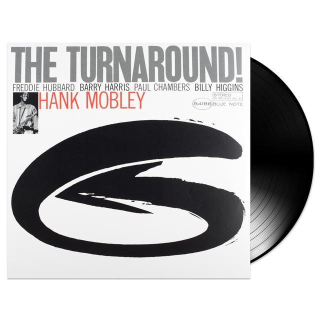 Blue Note Hank Mobley - The Turnaround LP (Vinyl)