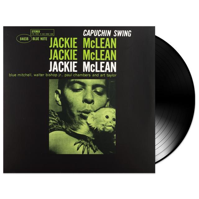 Blue Note Jackie McLean - Capuchin Swing LP (Vinyl)