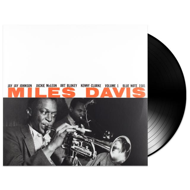 Blue Note Miles Davis - Volume 1 LP (Vinyl)