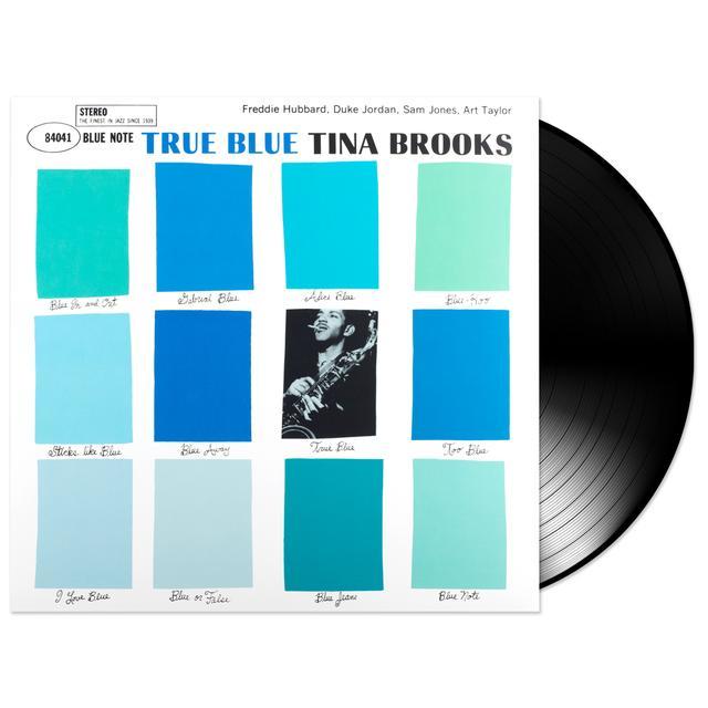Blue Note Tina Brooks - True Blue LP (Vinyl)