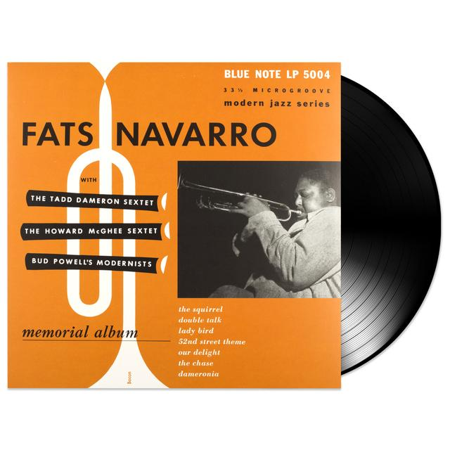 Blue Note Fats Navarro Memorial Album LP (Vinyl)