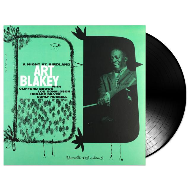 Blue Note Art Blakey Quintet - A Night At Birdland, Vol. 2 LP