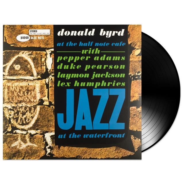 Blue Note Donal Byrd - At The Half Note Café LP (Vinyl)