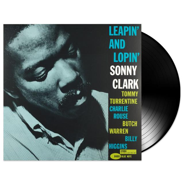 Blue Note Sonny Clark - Leapin' And Lopin' LP (Vinyl)