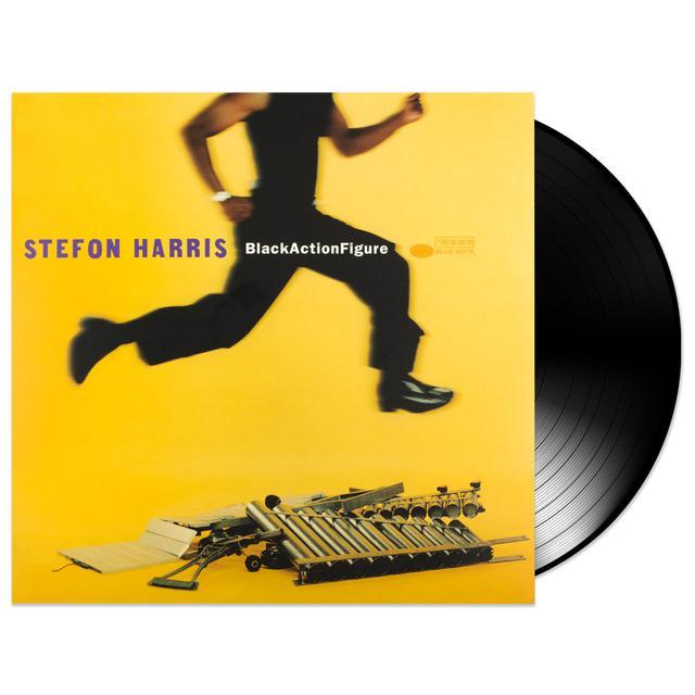 Blue Note Stefon Harris - Black Action Figure LP