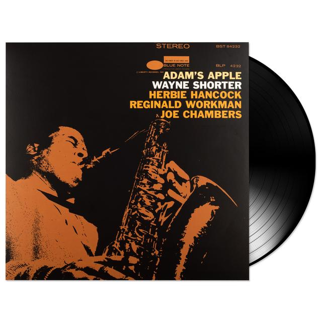 Blue Note Wayne Shorter - Adam's Apple LP