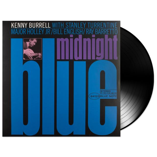 Blue Note Burrell - Turrentine Midnight LP (Vinyl)