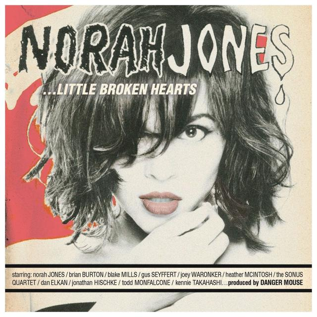 Blue Note Norah Jones - Little Broken Hearts Vinyl