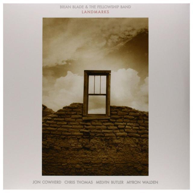 Blue Note Brian Blade - Landmarks Vinyl