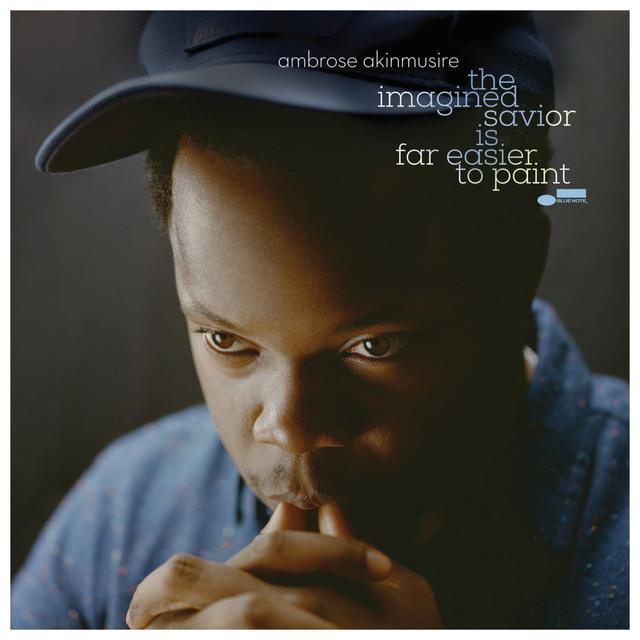 Blue Note Ambrose Akinmusire - The Imagined Savior Is Far Easier To Paint Vinyl