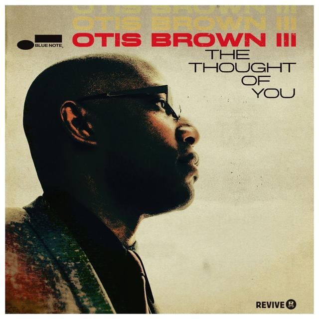 Blue Note Otis Brown III - The Thought Of You Vinyl
