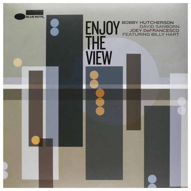 Blue Note Bobby Hutcherson & Joey DeFrancesco - Enjoy The View Vinyl
