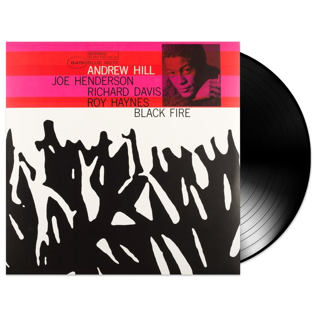 Blue Note Andrew Hill - Black Fire LP (Vinyl)