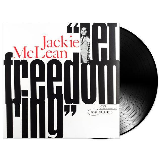 Blue Note Jackie McLean - Let Freedom Ring LP (Vinyl)