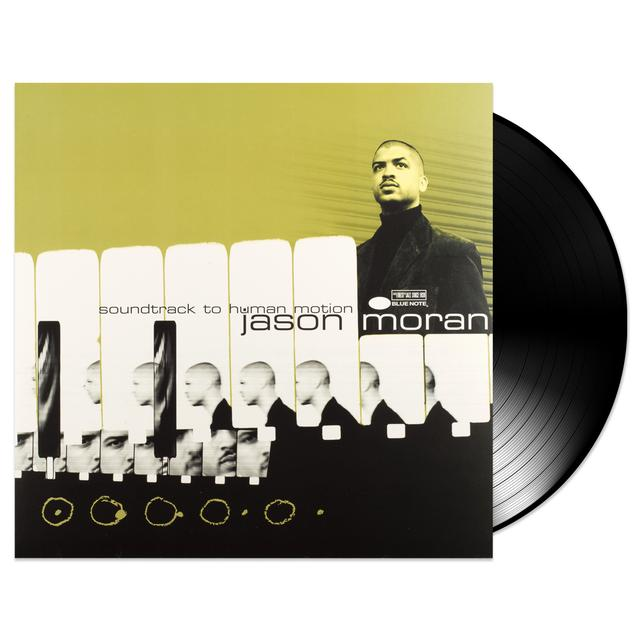 Blue Note Jason Moran - Soundtrack To Human Motion LP (Vinyl)