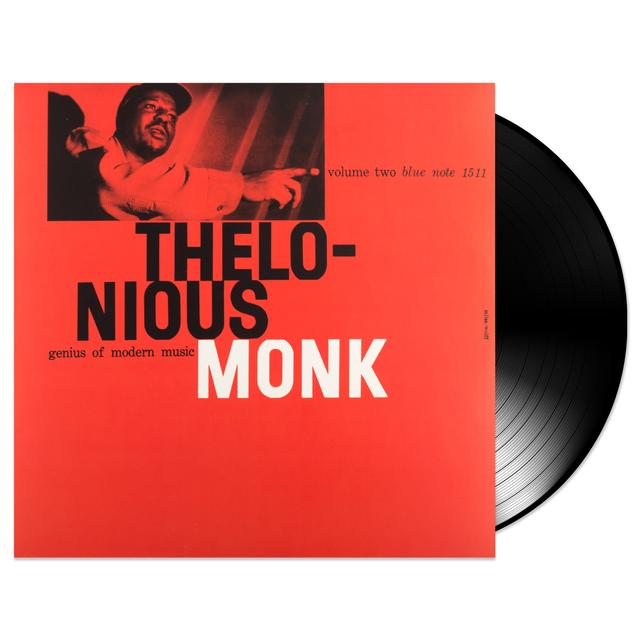 Blue Note Thelonious Monk - Genius Of Modern Music Vol. 2 LP (Vinyl)